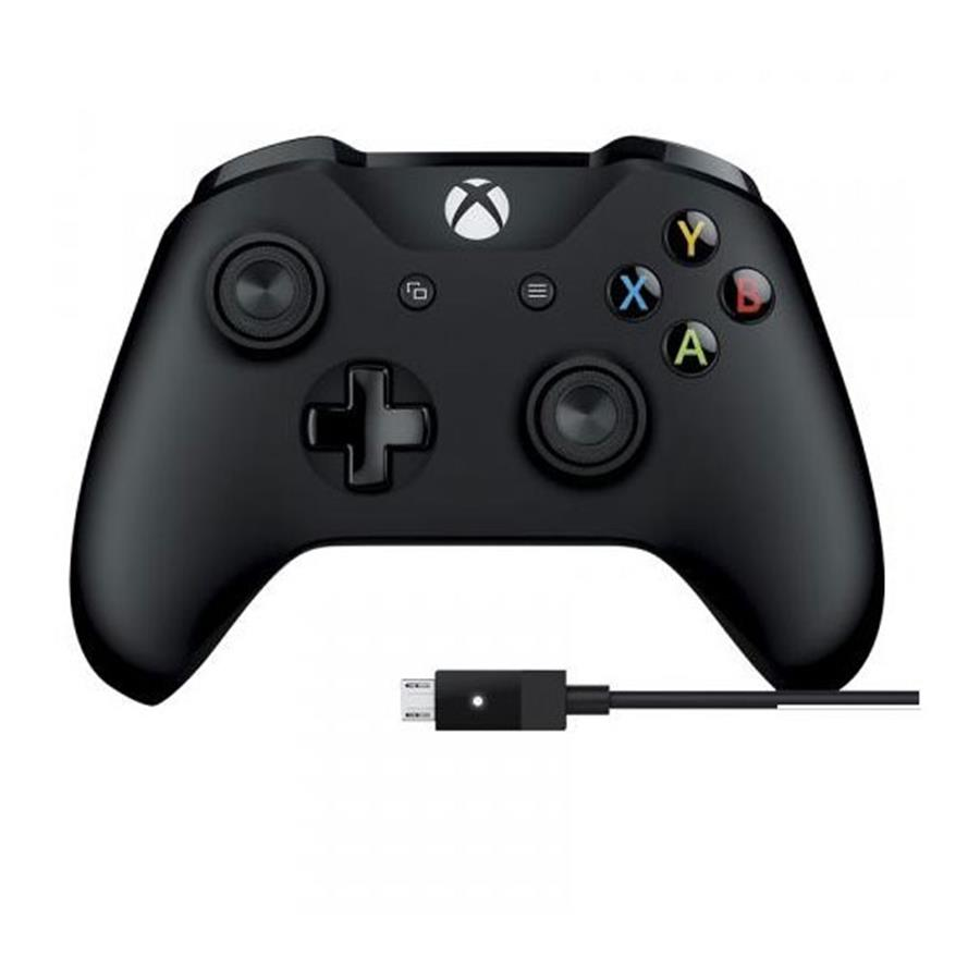 Joystick Xbox One / Windows con cable Black