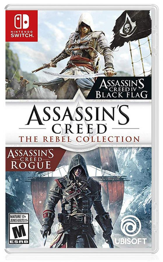 Assassins's Creed The Rebel Collection