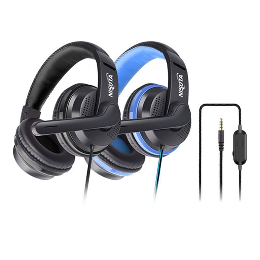 Auricular Microfono Gamer Nsaug90s Ps4 Pc Cel
