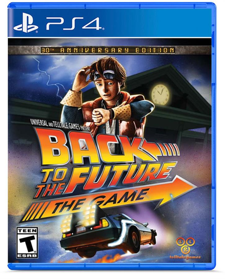 Back to the Future the Games