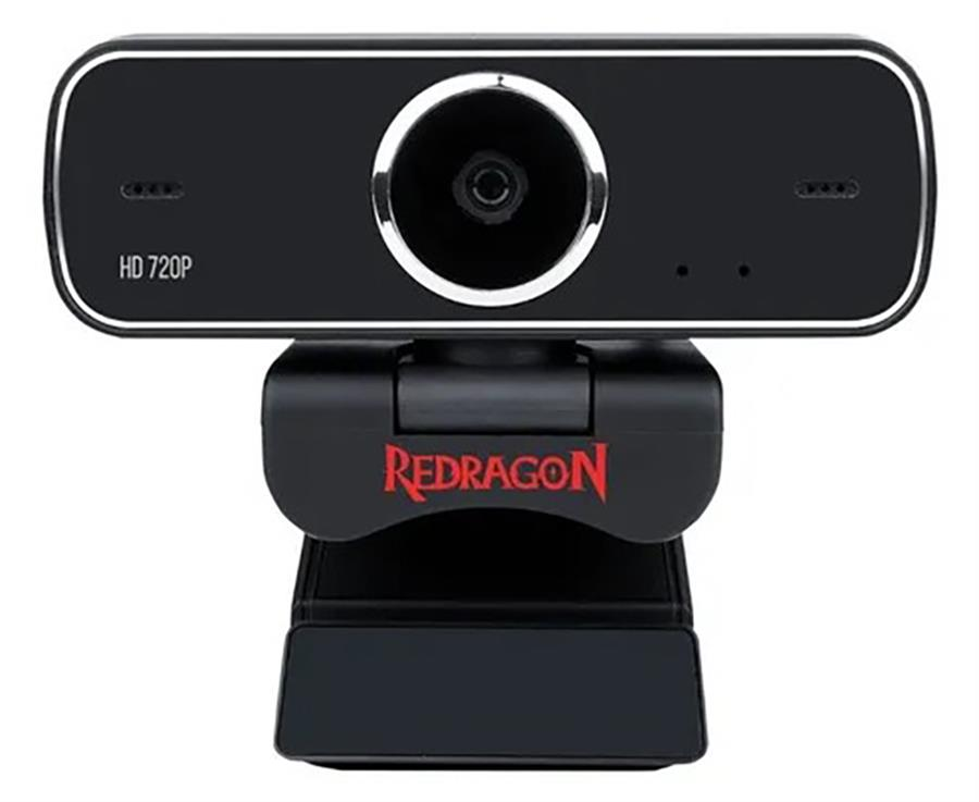 Camara Webcam Gw600 Fobos 720p Usb Streaming