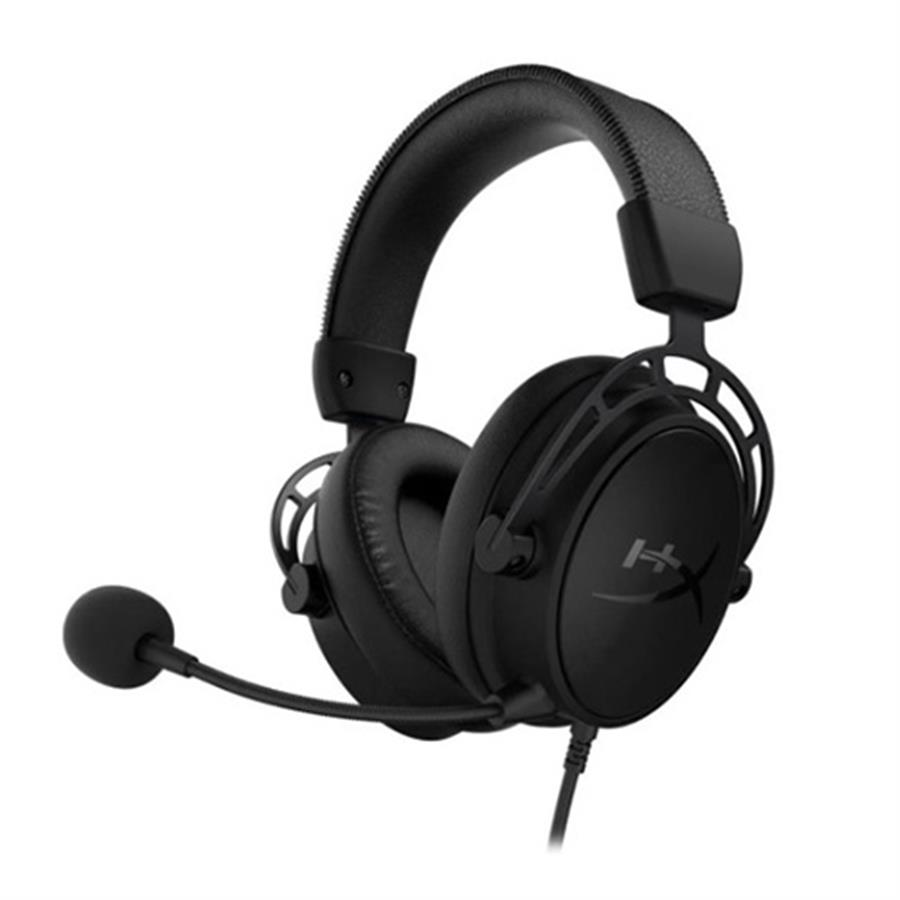 Auriculares Gamer Cloud Alpha S 3.5mm Negro 7.1