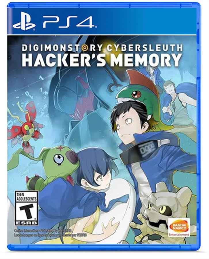 Digimon Story: Cyber Sleth Hacker's Memory