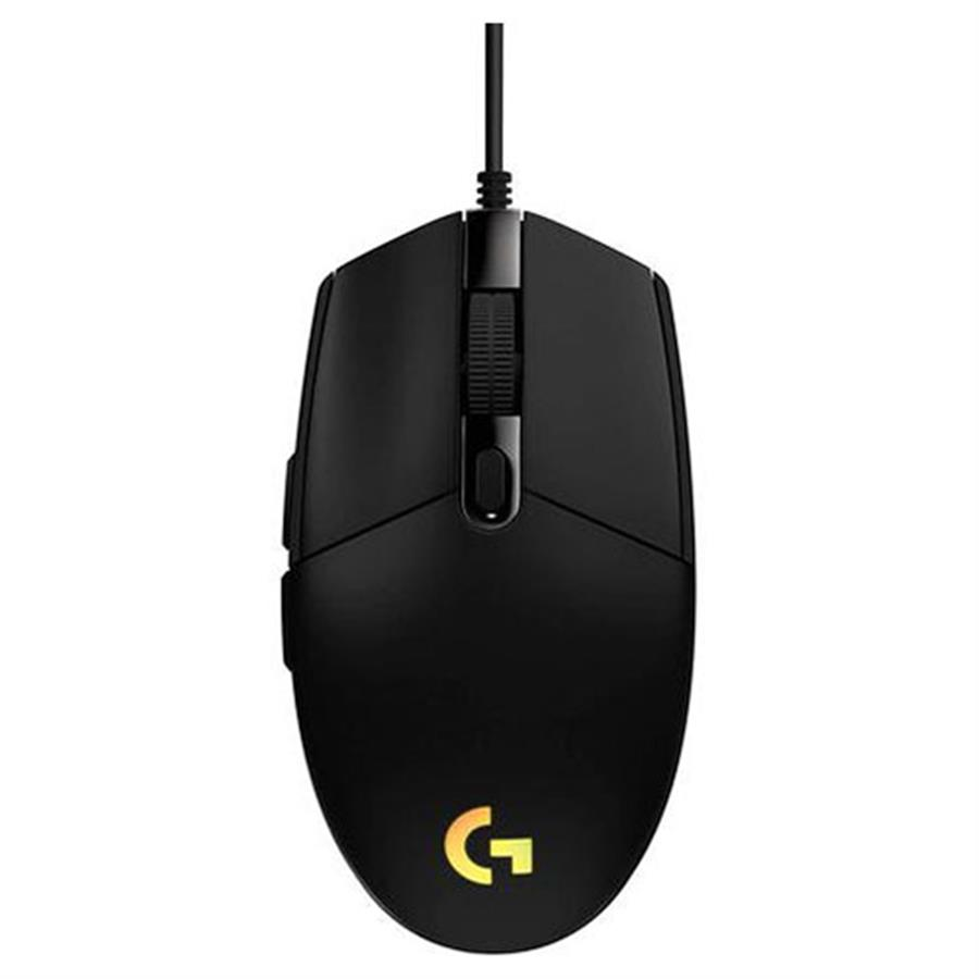 Mouse Gamer G203 Lightsync 8000 Dpi Rgb