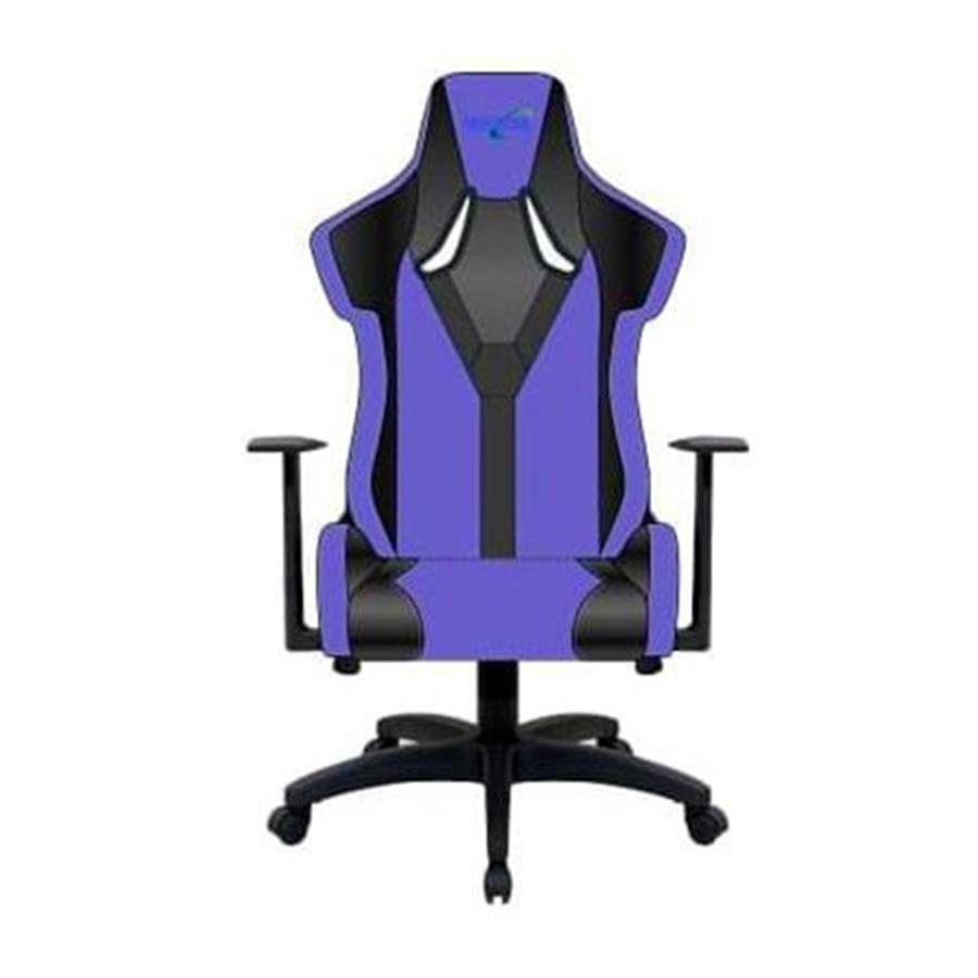 Butaca Silla Gamer Nsbug5 Reclinable Azul