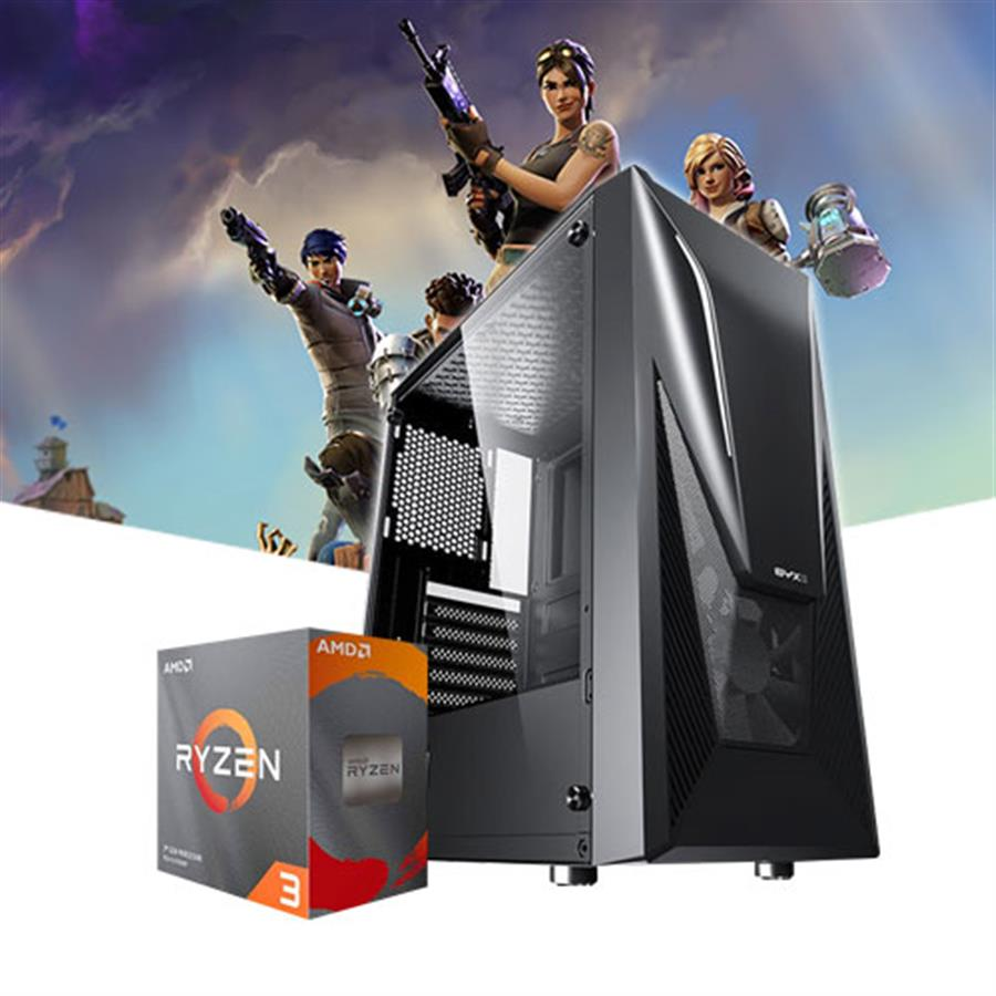 PC Gamer AMD Ryzen 3 3200G SSD 240GB Ram 16GB c/Gabinete Gamer