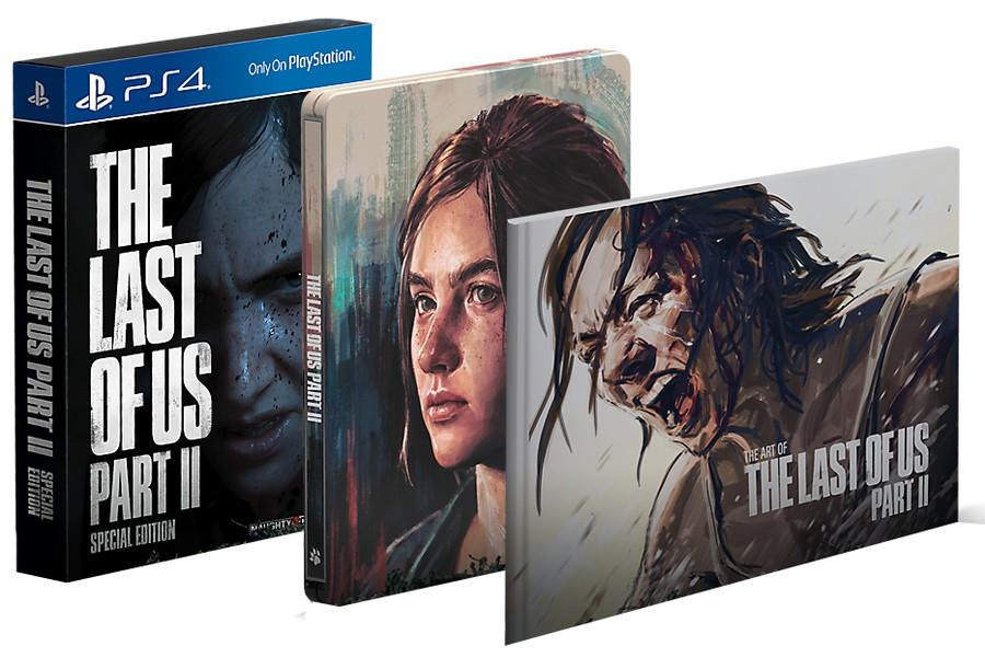 The Last of Us Parte 2 Edición Especial