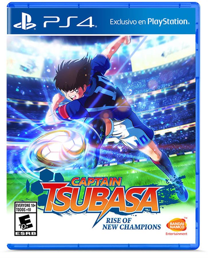 Captain Tsubasa Rise of New Champions (Super Campeones)