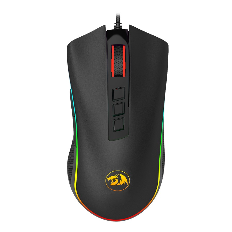 Mouse Gamer M711-Fps Cobra Fps 24000 Dpi