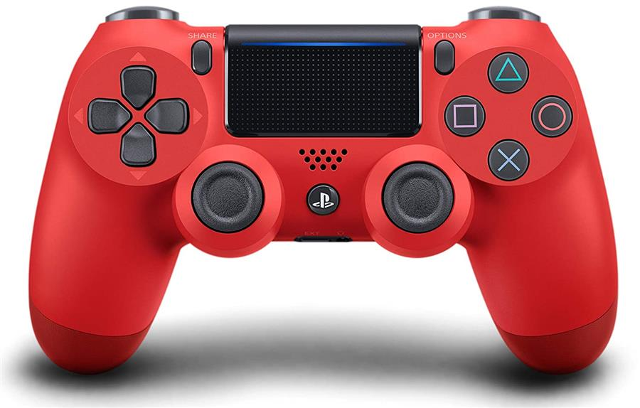 Dualshock 4 Magma Red