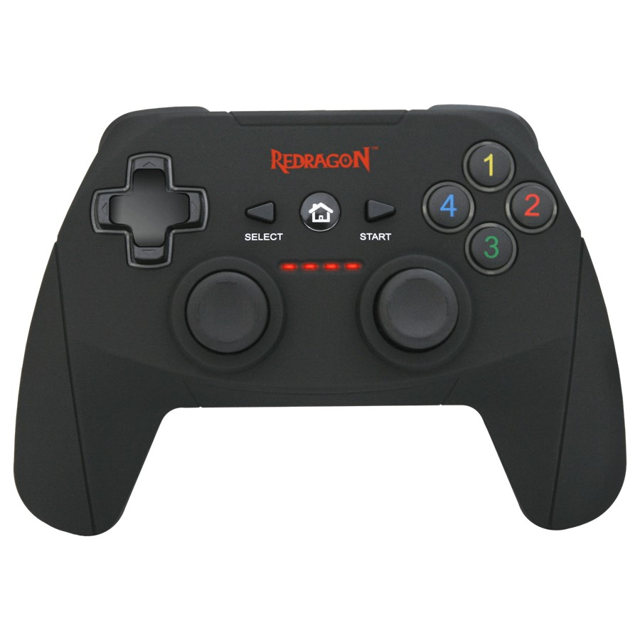 Gamepad / Joystick G808 Harrow Inalambrico Pc / Ps3