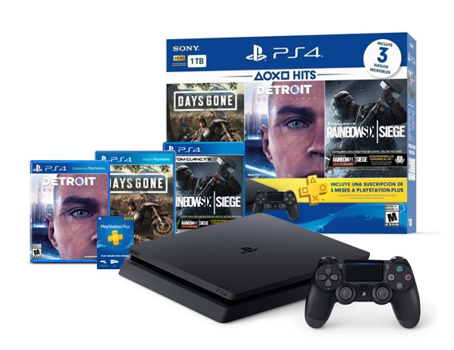 PS4 HITS 5 BUNDLE
